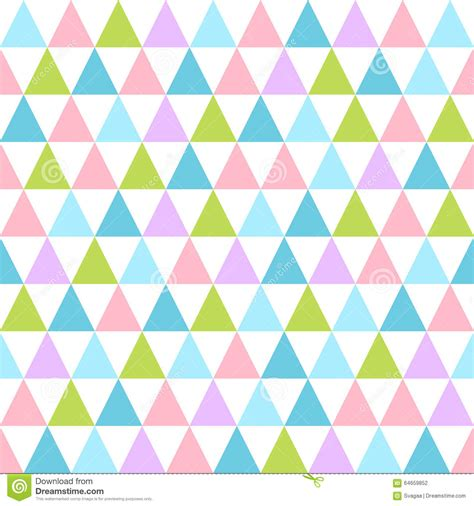 abstract pattern shapes abstract color pattern of geometric shapes stock