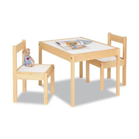 table et chaise pour enfant table et chaises en bois pinolino jeujouethique com