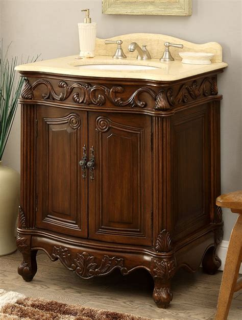 adelina 24 inch corner antique this beautiful adelina 27 inch antique bathroom vanity gives your bath an extraordinary custom