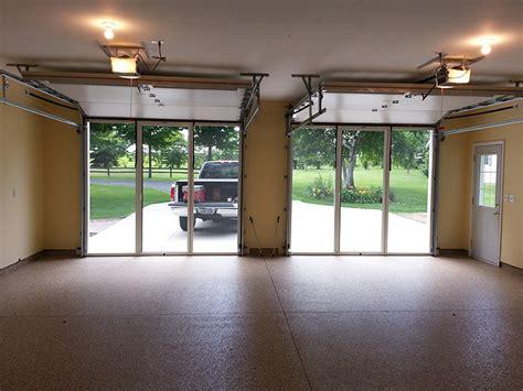 screen for garage door garage door screens gallery skyview retractables