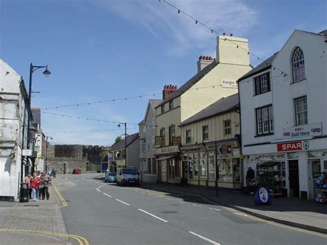On The Town by Photos Of Beaumaris Anglesey