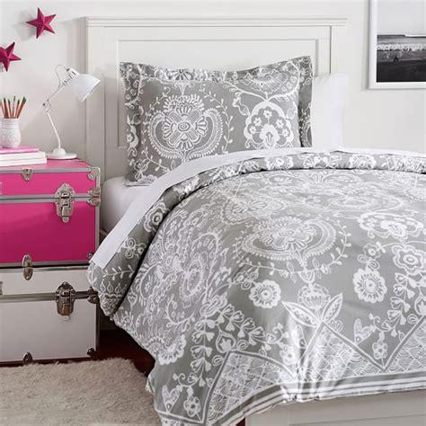 pbteen comforters natalia duvet cover sham pbteen