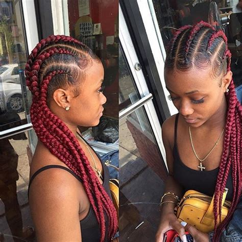 Black Cornrows Hairstyles by American Cornrow Hairstyles American
