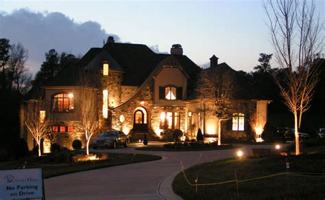 exterior home lighting design outdoor lighting company northern virginia