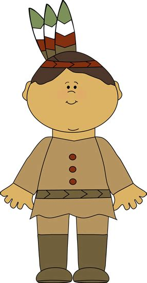 indian clipart american indian boy clip american