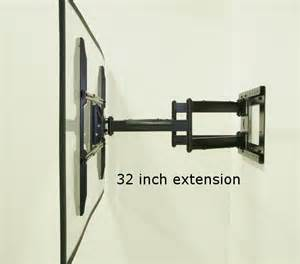 Extra Long Hdmi Cable Corner Tv Mount With Long Extension Av Express