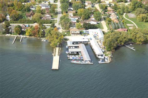 carefree boat club lake simcoe lefroy on lake simcoe marine ltd in bell ewart on canada marina