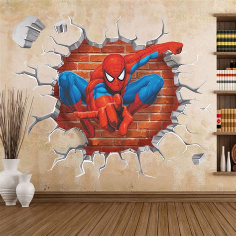 3d Wall Stickers For Kids decorative 3d wall panels for unusual wall decor 2017