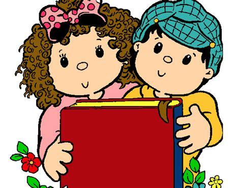 imagenes niños leyendo image gallery dibujos ninos