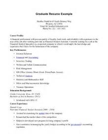 Time Resumes by Part Time Resume Exles Part Time Resume Exles Student Resumes For Template