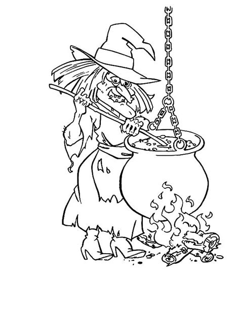witch cauldron coloring page cauldron coloring page coloring pages