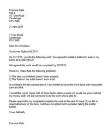 Poor Customer Service Letter Sles 31 Sle Service Letters