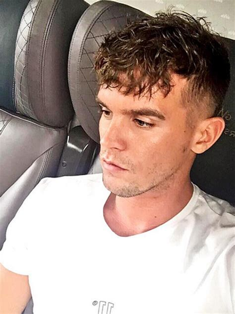 gary beadle hairstyle i m free gaz beadle quits geordie shore for good