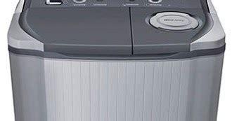 Mesin Cuci 2 Tabung Yang Awet ini dia ulasan merek mesin cuci 2 tabung yang bagus dan awet