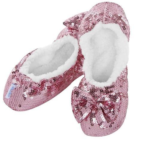 foot slippers womens snoozies slippers non slip footies foot