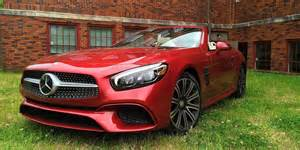 Mercedes Cers 2017 Mercedes Sl450 What A Difference The Right
