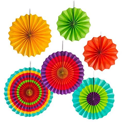 colorful paper colorful paper fans wheel disc southwestern