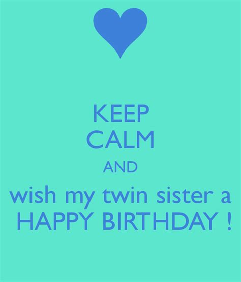 Wish My Happy Birthday Birthday Wishes For Twins Page 4
