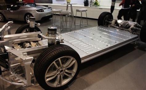 tesla car technology tesla is a battery company