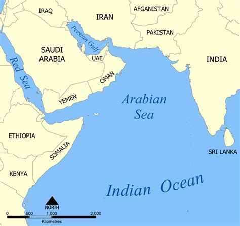 sea map file arabian sea map png