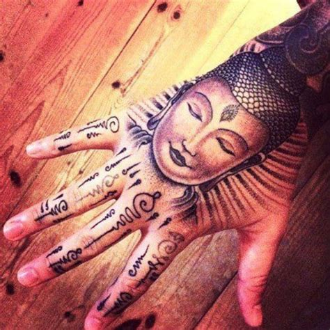 buddhist wrist tattoos buddhist on wrist tattooimages biz