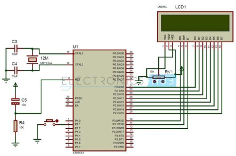 circuit diagram 8051 programmer wiring diagram with