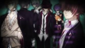 Diabolik lovers 02 anime aura