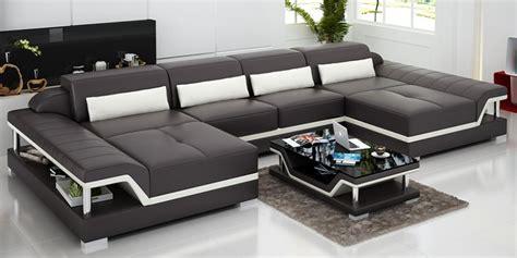 L Shaped Sectional Sofa With Chaise U Shaped Sofa Designs 2018 Cozysofa Info