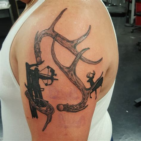 hunting tattoo designs 75 best designs and ideas hobby