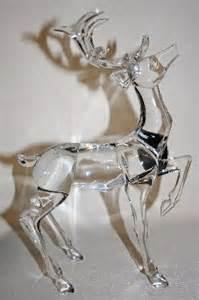 290mm acrylic reindeer 2 ast 290mm acrylic reindeer 2 ast
