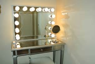 Vanity Mirror With Lights Set Buy Best Cheap Lighted Makeup Vanity Sets With Mirror And