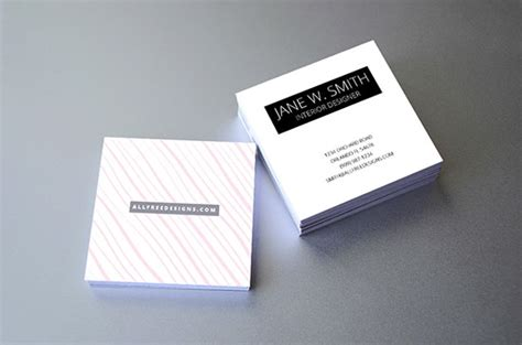 mini business card template mini business cards 4 free sided psd templates