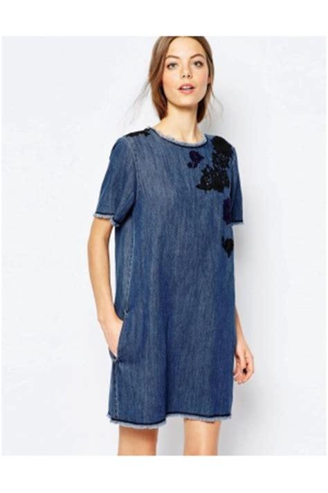 denim jurken coolcat spijker jurken