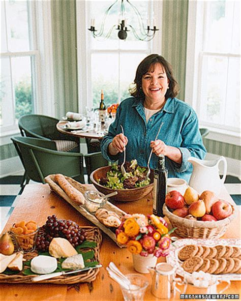 barefoot contessa menus entertaining is fun soups for lunch with ina garten martha stewart