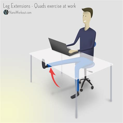 leg exercises at desk office desk exercises hostgarcia