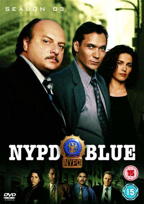 nypd blue theme nypd blue season 3 dvd zavvi com