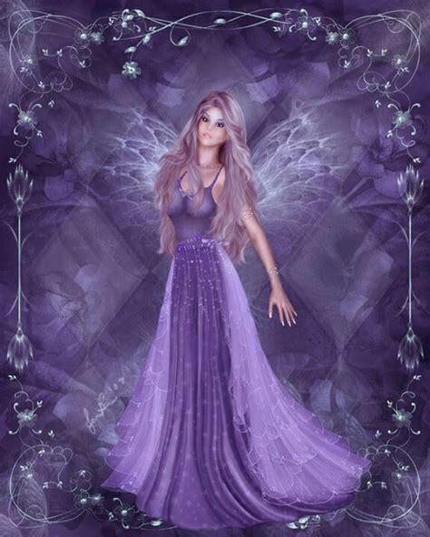beautiful fairies fairy in purple beautiful fairies pinterest