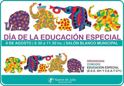 imagenes educativas educacion especial sera conmemorado el d 205 a de la educaci 211 n especial