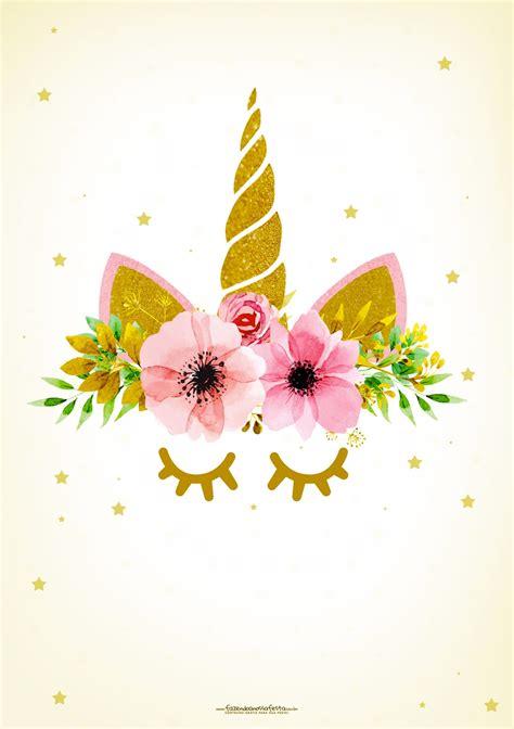 imagenes de unicornios fondos fiesta de unicornios invitaciones para imprimir gratis