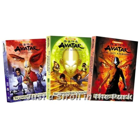 4 3 2 1 a novel books avatar the last airbender complete tv series book 1 2 3
