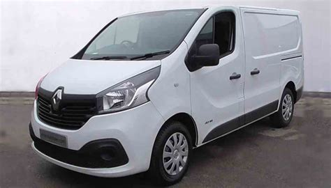 will renault trafic vans attract customers with its dci