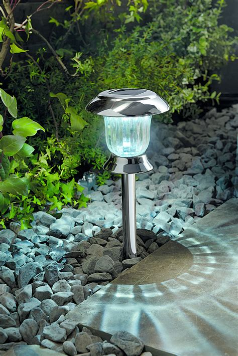 Bright Solar Garden Lights 4 X Outdoor Garden Shed Door