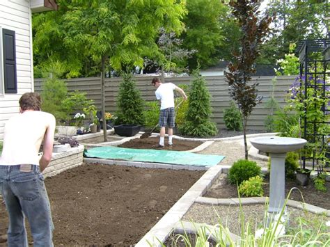 Rectangular Backyard Landscaping Ideas Landscape Ideas For Rectangular Backyard The Garden Inspirations