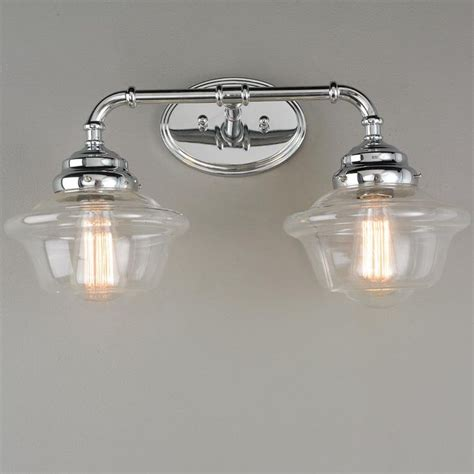 Schoolhouse Bathroom Light 15 Best Images About Retro Style Bath Lights Schoolhouse Restoration Craftsman And More On