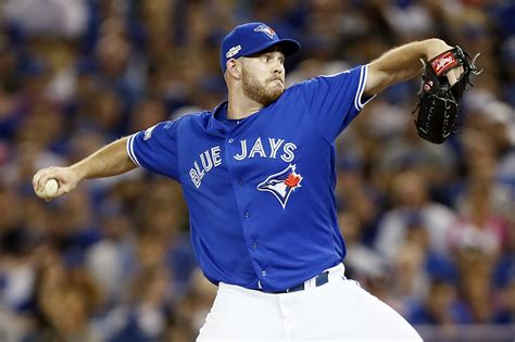 Toronto Blue Jays toronto blue jays joe biagini in line for starting rotation
