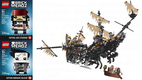 New Set Breseis by 2017 Lego Of The Caribbean Summer Sets
