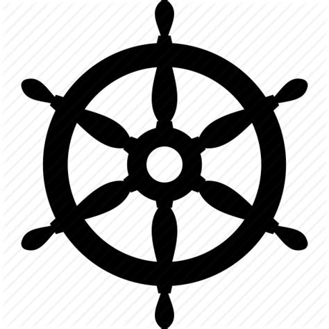 boat driving wheel the gallery for gt pirate ship steering wheel silhouette