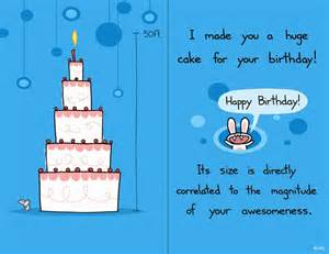 awesome happy birthday quotes quotesgram