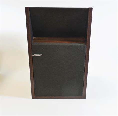 vintage bose 201 series ii direct reflecting bookshelf