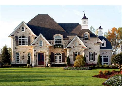 american dream homes plans chateau house plan with 5196 square feet and 5 bedrooms